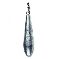 Груз свинцовый Пуля с кольцом 80г