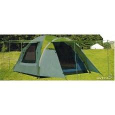 Палатки 1707 трёх местных