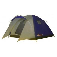 Палатка 1637 трёх местных