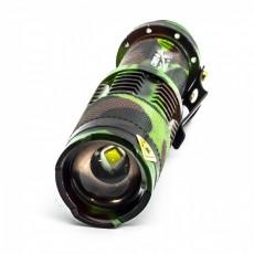 Фонарь ручной XY – 6077 / 1 аккумулятор