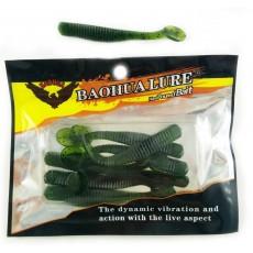 Съедобная резина / BAOHUALURE / SL104 / 80mm / BG / уп. 8шт