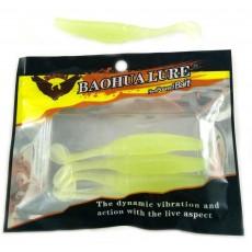 Съедобная резина / BAOHUALURE / SL100 / 90mm / Glow / уп. 4шт