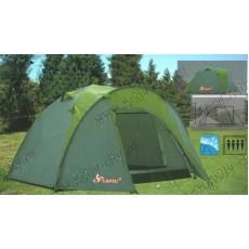 Палатка 1677d чтрех местных