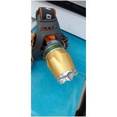 Фонарь 2 аккумулятор