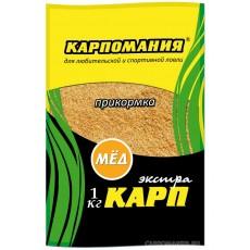 Прикормка Карпомания Мёд 1000г (уп. 10 шт)