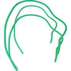 Кембрик резиновый 1м / зеленый