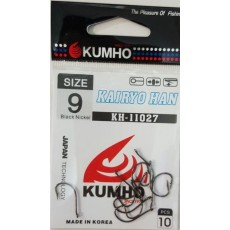 Крючки KUMHO / Kairyo Han / KH – 11027 / №4 / уп. 10шт