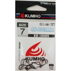Крючки KUMHO / 4X - Iseama / KH – 10085 / №9 / уп. 10шт
