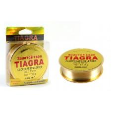 Леска TIAGRA Super 100м / 0.25мм / 13.0кг / прозрачная