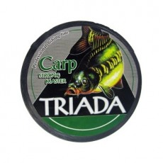 Леска TRIADA 100м / 0.35мм / 14.4кг / прозрачная